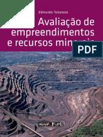 Avaliacao de Empreendimentos e Recursos Minerais DEG