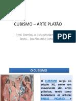 Cubismo – Arte Platão