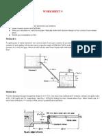 Worksheet 9