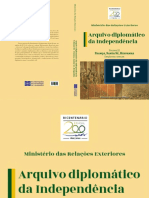 Arquivo Diplomatico Da Independencia Vol 3-Embaixa