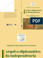 Arquivo Diplomatico Da Independencia Vol 4-Embaixa