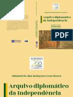 Arquivo Diplomatico Da Independencia Vol 2-Embaixa