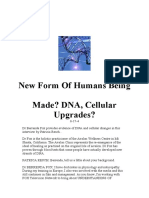 New Form of Humans Being, DNA