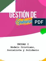 Modelo Cristiano Socialista y Solidario