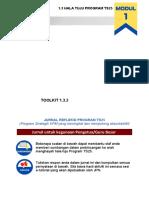 1.3.2 Jurnal Refleksi Program Ts25