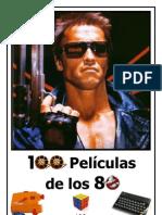100 Películas de los 80