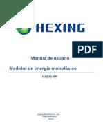 10.1_User_manual_of_Single_HXE12-KP.en.es