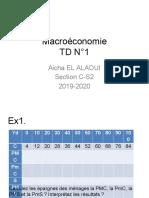 Correction TD1
