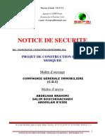 Notice MOSQUEE kenitra