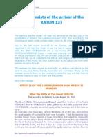 Mayan 2012 Prophecies - Katun 13