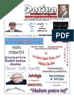 Datina - Editie Nationala - 24-25.04.2021 - prima pagină