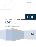 Analisis Cacao