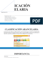CLASIFICACIÓN ARANCELARIA REGLA #4