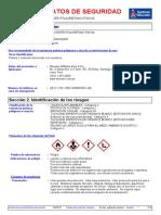 MSDS_DILUYENTE POLIURETANO P20 NC
