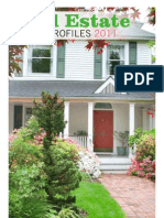 Real Estate Agent Profiles Spring 2011