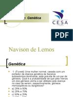 revisão genetica