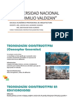 Clase 1 Tecnologias Constructivas 23-09-2020