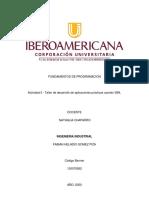 Actividad 5 - Diagramas de Proceso y Código VBA
