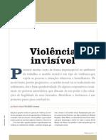 Violencia invisivel