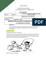 Educacion Fisica 2 Periodo Ciclo II