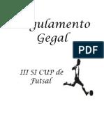 1. Regulamento Geral SI CUP 2011