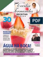 Cecilia Fernandes Agua na Boca