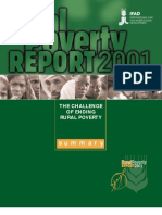 rural poverty report summary