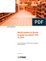 retail in russia