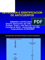 DEtección e Identificación de Anticuepros