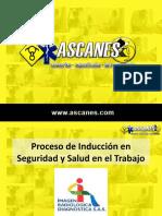 PRESETACION ASCANES INDUCCION IRD