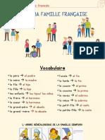 SA 3. Ma famille française (completo)