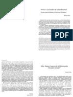 Prefacio a los Estudios de la Subalternidad. Escritos sobre la Historia y la Sociedad Surasiática