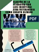 Regulación de la investigación con animales (Bioética) final