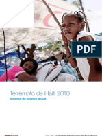 First Anniversary Haiti EQ Operation Report_ESP