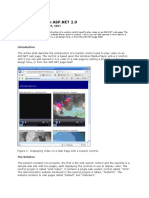 Display Videos in ASP