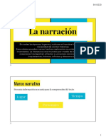 La narración_Clase