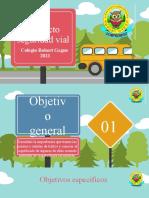 Proyecto seguridad vial  primaria 2021