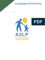 A2LP Logo Style Guide week 8 homework