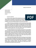 Carta Directiva IL a RN