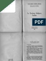 IBARRA GRASSO Dick (1953) - La Escritura Indígena Andina