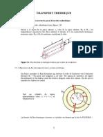 TRANSFERT THERMIQUE  par conduction 2