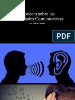 Proyecto sobre las Habilidades Comunicativas
