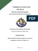 Informe Tesis II