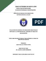 02 EVALUACIÓN DE UN MODELO DE HABILIDADES EMOCIONALES ENFOCADO A LA PREVENCIÓN DEL CONSUMO DE TABACO EN ADOLESCENTES