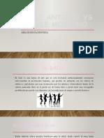 Baile Antiguo vs Baile Moderno
