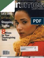 TCLF Magazine November 2008