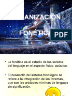 organización fonética y semántica 3