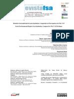 Relatório Sócio ambiental B3 - 2018