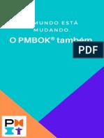 O mundo está mudando - 1o eBook CEPub - PMBOK 7Ed
