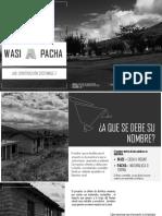 Wasi Pacha - Casa Natural - Entrega Final